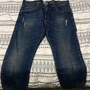 Men's wrangler jeans 36x32